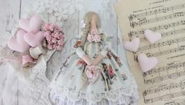 Интерьерная кукла в стиле Тильда
