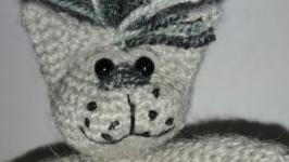 тут изображено Игрушки-Зверюшки, КотоВаськи, котик Паша