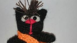 тут изображено Игрушки-Зверюшки, Миники, котик Кроша