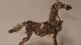 Лошадь стимпанк