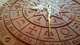 Славянские часы ′Сварожий Круг′