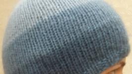 Шапочка бини из 30% шерсти