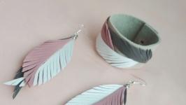 Кожаный браслет ′Kelinda′