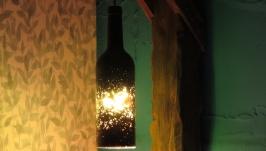Настенный светильник в стиле лофт, бра стимпанк