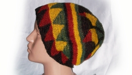 Rasta Hemp hat