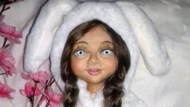 Кукла  Милая Зайка
