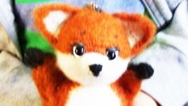 Keychain Fox