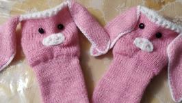 носочки ′свинки′