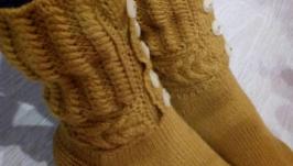 Носочки женские ′ Медок′