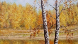 Прозрачная тишина осени  The transparent Silence of Autumn