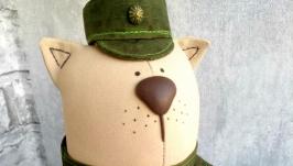 Кот военный.