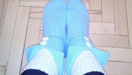 Носочки ′ Незабудки′