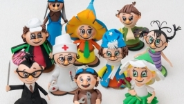 Незнайка и его друзья (кукольный театр)