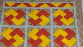 Лоскутный одеяло (ПЭЧВОРК)