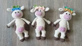 Сувенир игрушка Корова