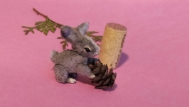 Миниатюрный заяц