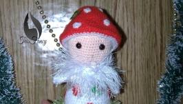 Snowman Fly agaric