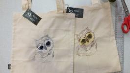 Еко-сумка Совеня від Richelieu Studio LO