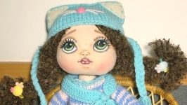 Кукла Софийка