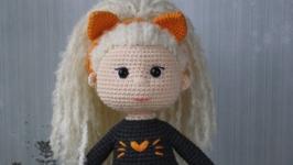 Кукла-кошечка
