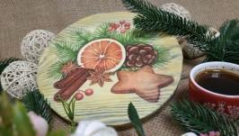 Сирна дощечка ′Різдв′яна′