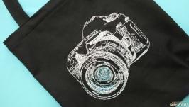 Еко-сумка Фотоапарат від Richelieu Studio LO