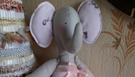 кукла слоненок