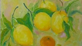 Лимонная феерия