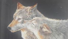 поцелуй волчицы
