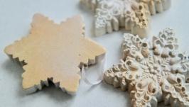 Ёлочное украшение ′Снежинка′