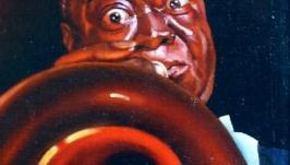 Сэчмо (Луис Армстронг) 2  Satchmo (Louis Armstrong) 2