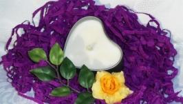 100% Natural Massage Candle