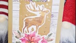 Christmas card.