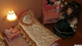 Ночник с прикроватным столиком