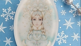 Мыло ′Снегурушка′