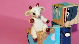миниатюрная овечка
