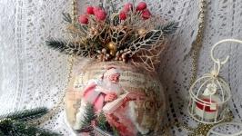 Інтер′єрна куля ′Санта′