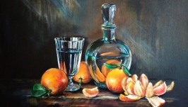′Апельсиновый натюрморт′