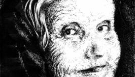 Бабка Пелагея  Grandma Pelageya