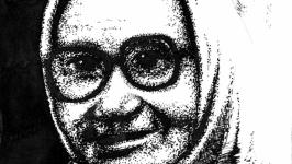 Бабка Матрена  Grandma Matryona