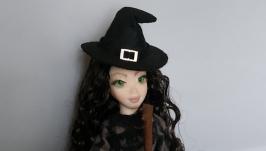 Интерьерная кукла: Ведьма