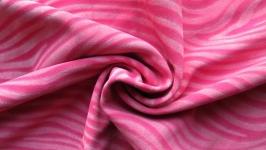 Замша натуральная Розовая для рукоделия