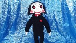 Билли ( зловещая кукла из кф ′Пила′ )