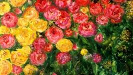 Розы  The Roses