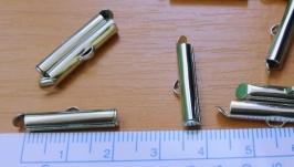 Концевики трубочки 20 мм