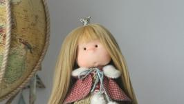 Текстильная интерьерная кукла Принцесса Аврора