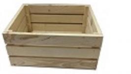 Ящик для хранения ЭКО 30х20х15см