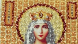 icon of the Holy Great Martyr Irina