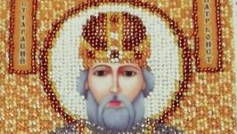 icon Saint Patriarch Tarasy (Taras)