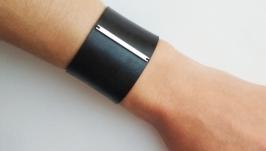 Кожаный браслет ′Savor′